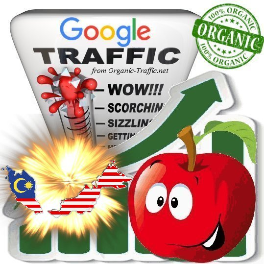 Malayan Search Traffic from Google. com. my with your Keywords