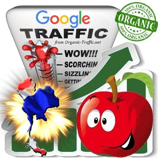 Thai Search Traffic from Google. co. th with your Keywords