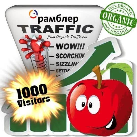 Buy Rambler. ru Traffic visitors