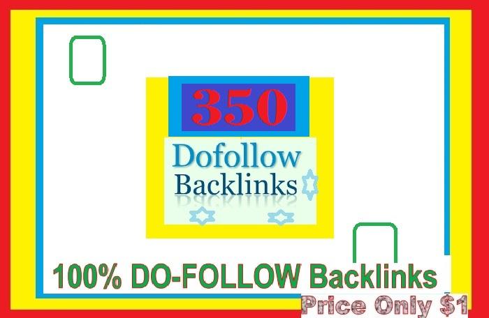 Manage & add 350+ Do-follow Backlinks mix platforms for Your Websites