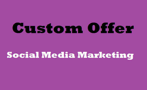 Custom Real Promotional Offer for Spacial Monster Backlinks Clients