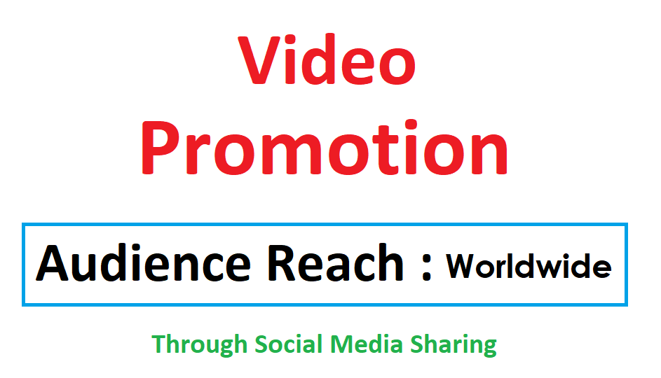 Video Viral Marketing Promotion Package 3