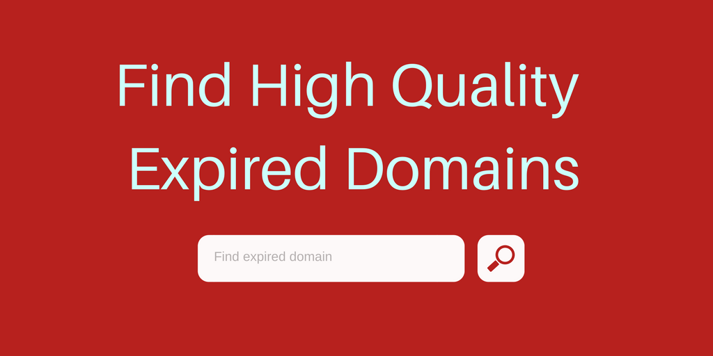 I Will Find 5 Best Expired Domain With High DA PA