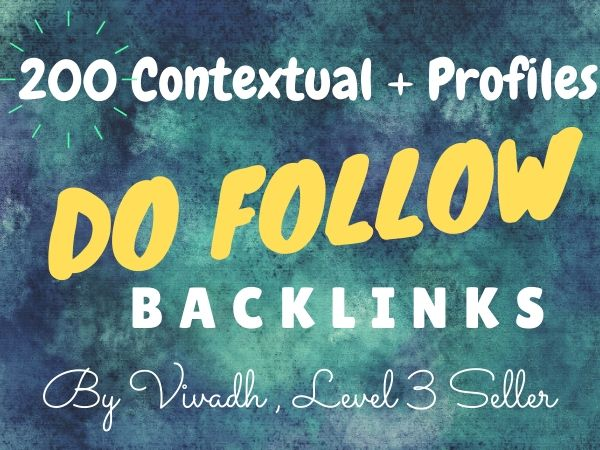 Boost Your Ranking On Google,  200 Do-Follow Backlinks