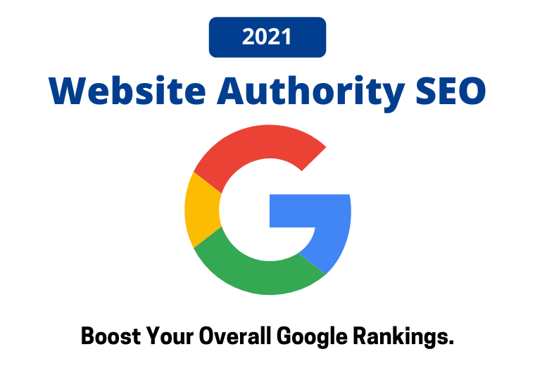 Website Authority SEO Pack - Grow Your Overall Google Ranking