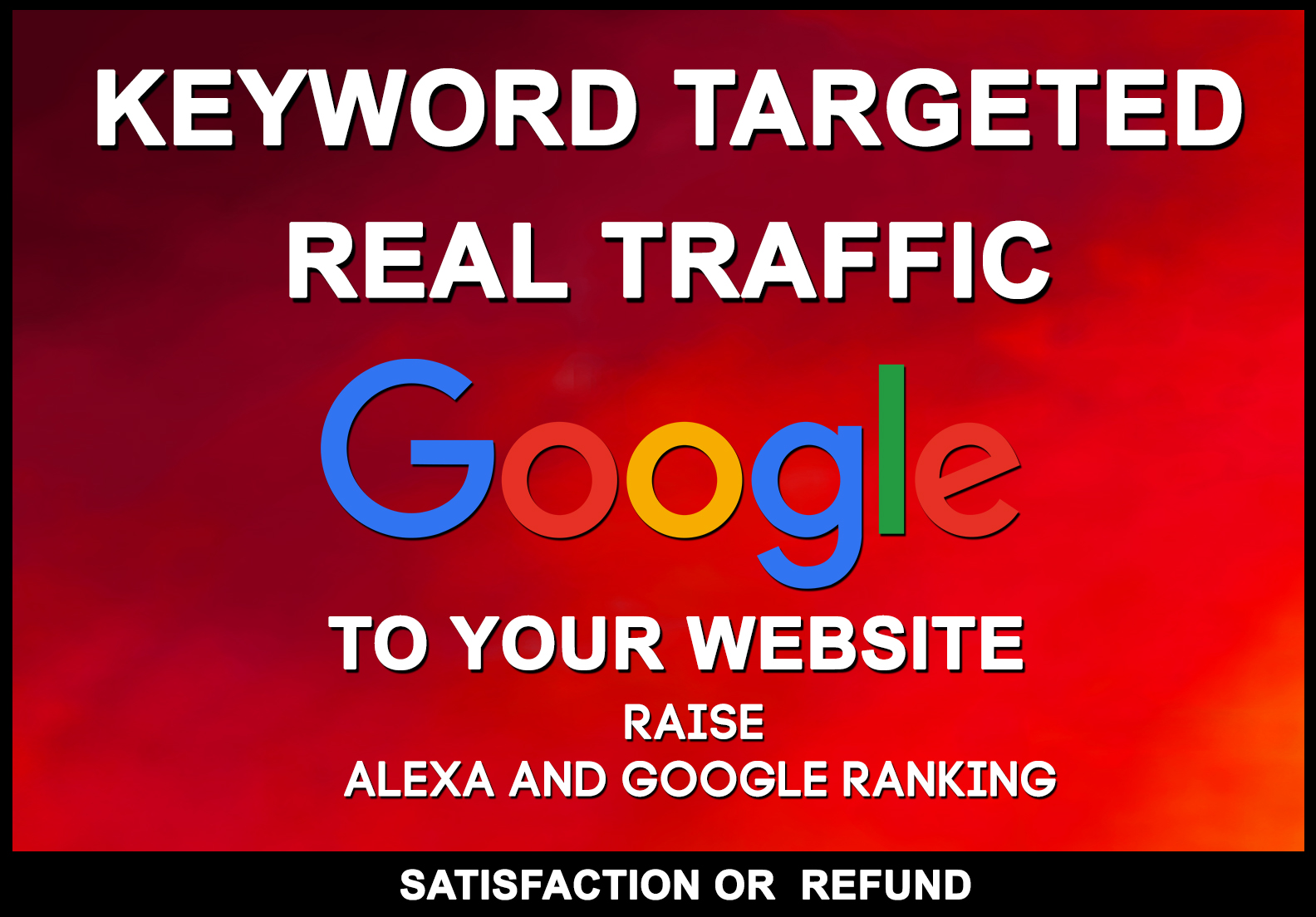 Low Bounce 30,000+ Real Website Traffic from World Wide