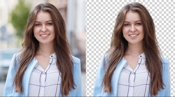 I will remove background from 10 images professionally
