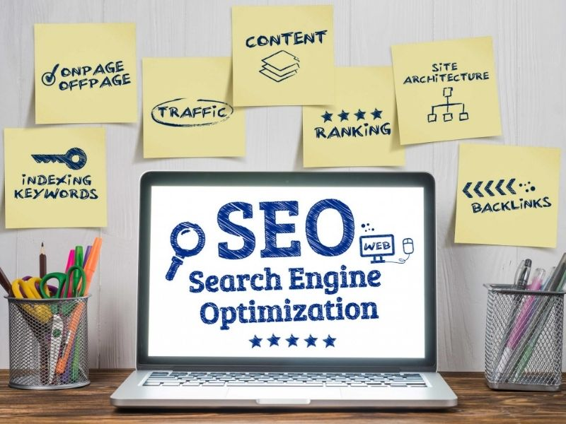 I will optimize your website with SEO without any software