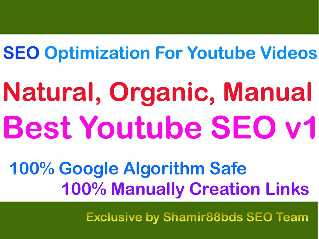 Best Youtube SEO v1 SEO Optimization For Youtube Videos