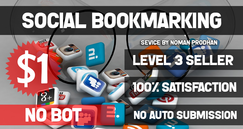 Add your website in 20 Social Bookmarking sites