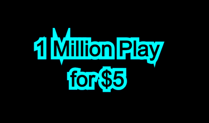 Get high retention audio music 1,000,000 Play, 85 LlKES,  39 Rep0st and 5 C0mments