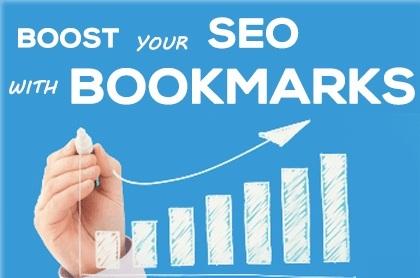 High PR 15+ Manual Social Bookmark for SEO
