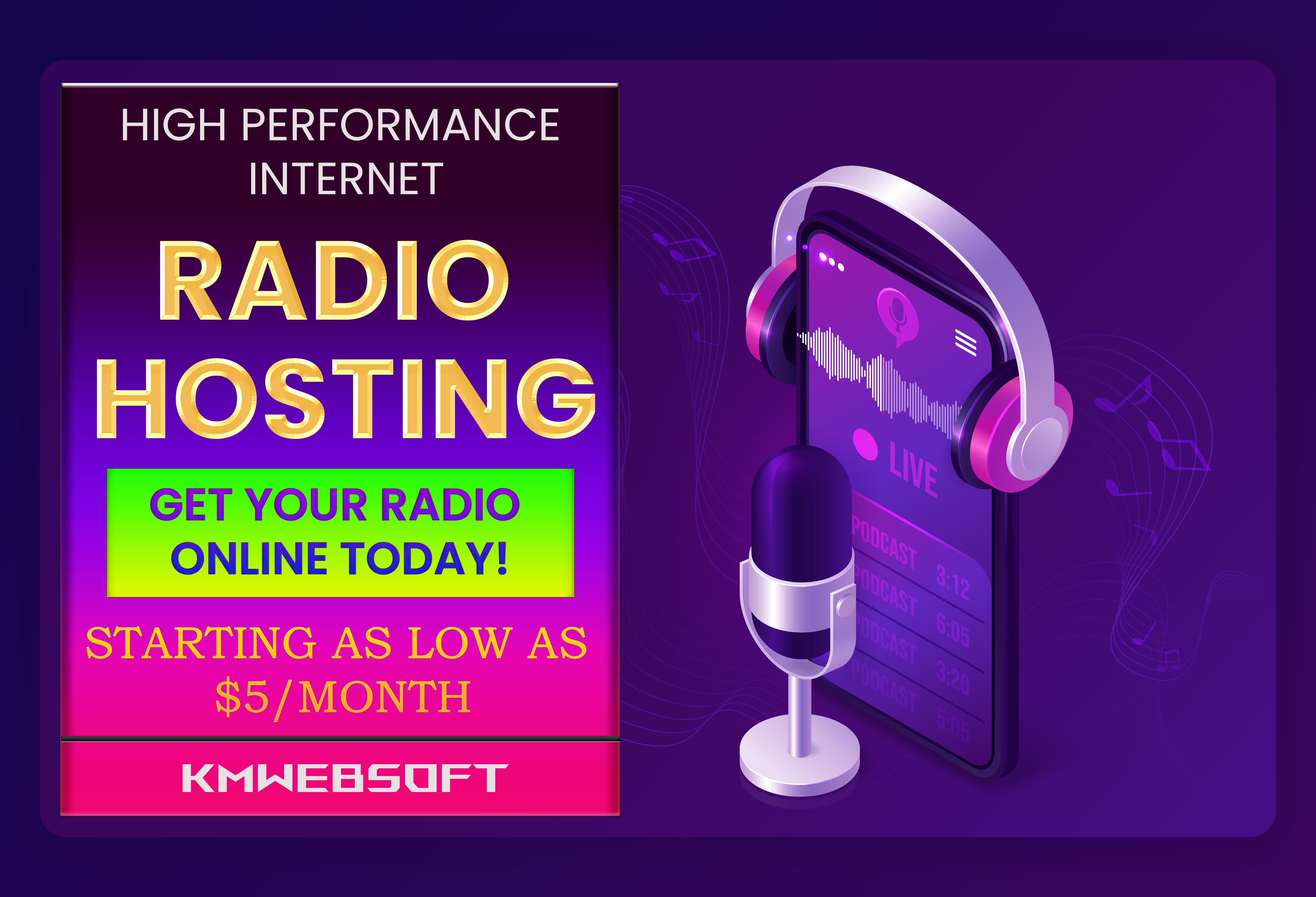 Setup Shoutcast or Icecast on Centova With Autodj For Internet Radio