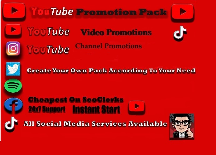 Real Channel Promotions Social Media Marketing