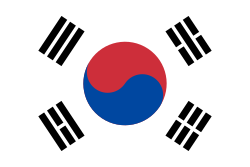 5000 Real website visitors from SOUTH KOREA