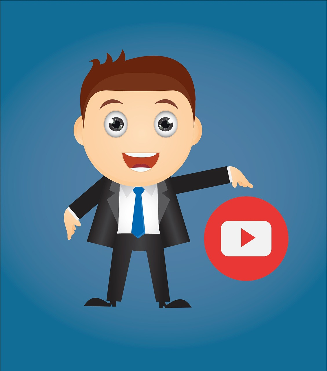 Specific countries targeted video promotion