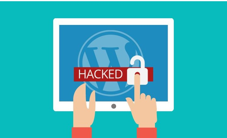 Removed web site malware and web site hacking recovery work