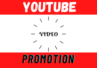 Organic top You-tube Video Promotion