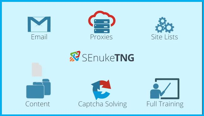 SEnuke TNG - The full monty - PRO Campaign