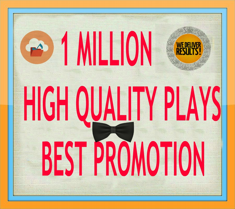 1 MILLION NON DROP PLAY PROMOTION IN 6 DAYS ONLY