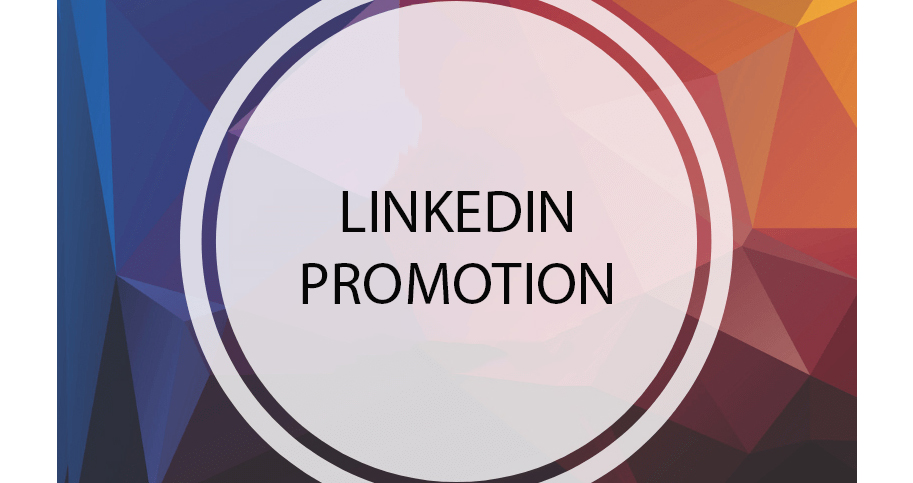 Promote your LinkedIn Page to our Communities - LinkedIn Promotion