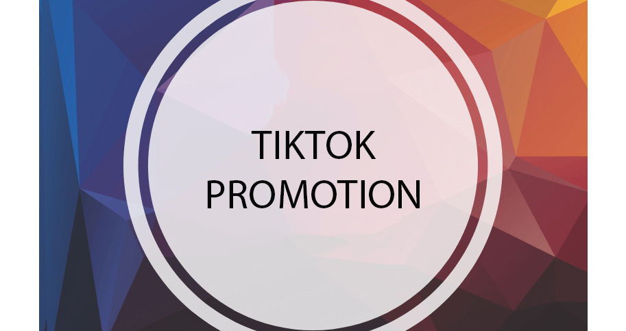 Promote your TikTok to our Communities - TikTok Promotion