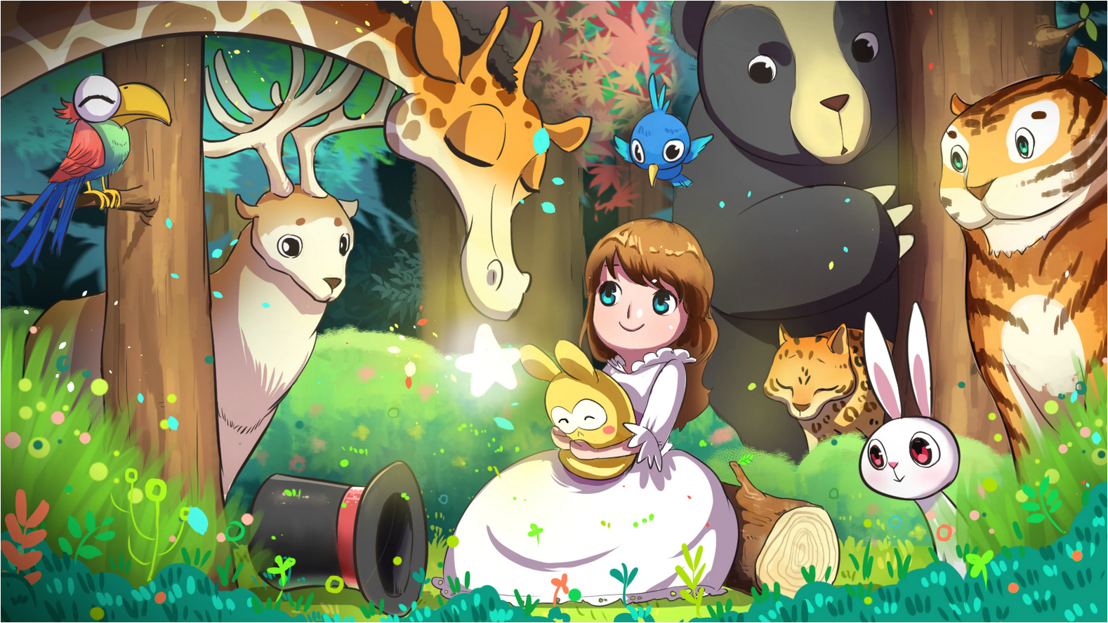 illustrate your childrens book and cover