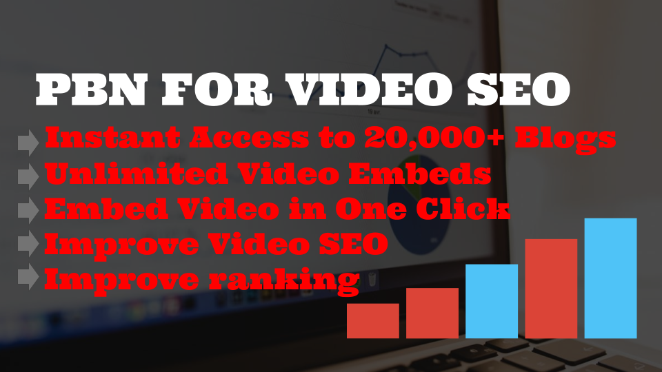 PBN Pro  EARN MONEY BY RESELLING YOUTUBE VIDEO EMBEDS to over 20,000+ wordpress blogs