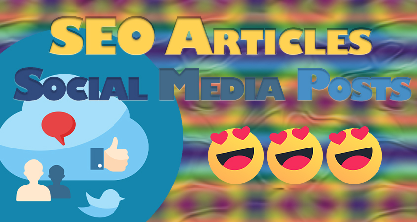 Quality SEO Article,  or Social Media Post