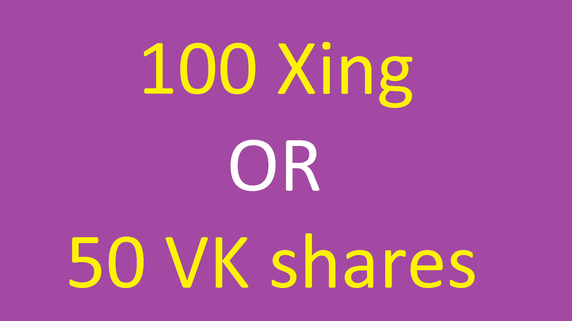 100 Xing or 50 VK Seo Siganls Powerful Social Bookmark Backlinks Signals for Google rankling