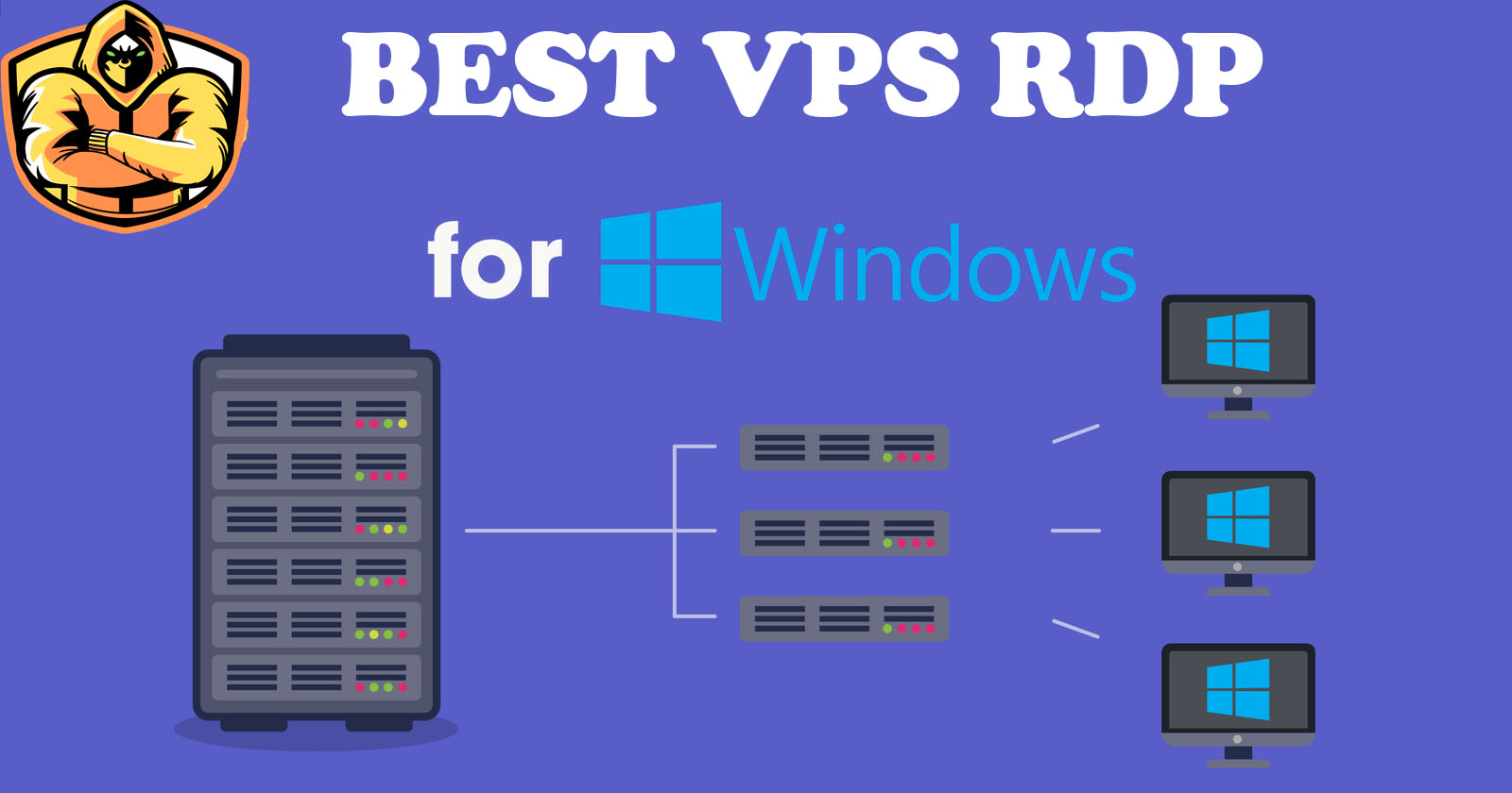 Windows VPS 1GB RAM,  50HD,  2vCPU High Performance