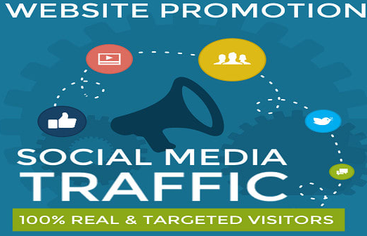 UNLIMITED Social Media Traffics for Your Website or Any Link for 30 days