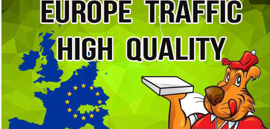 UNLIMITED targeted organic EUROPE visitors traffic for 30 days to any site