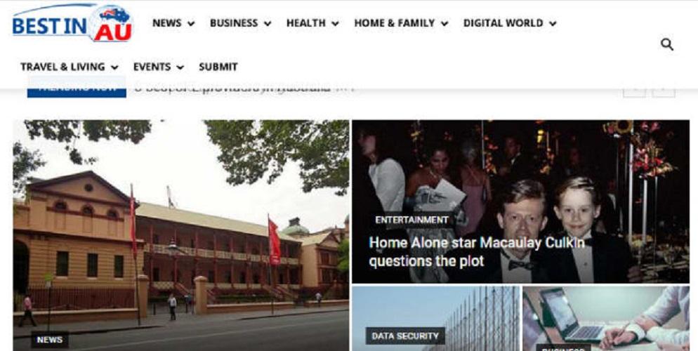 Write and Publish guest post on australian blogs bestinau. com. au