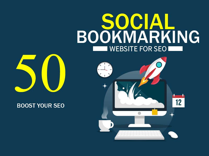 Exclusive Service 50 Social Bookmark Submission