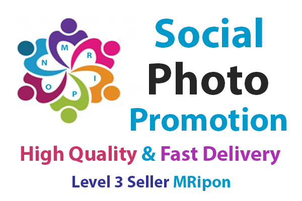 Start Instant High Quality Social Photos Posts Promotion