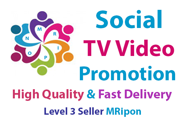 Add Instant High Quality Real Video Promotion