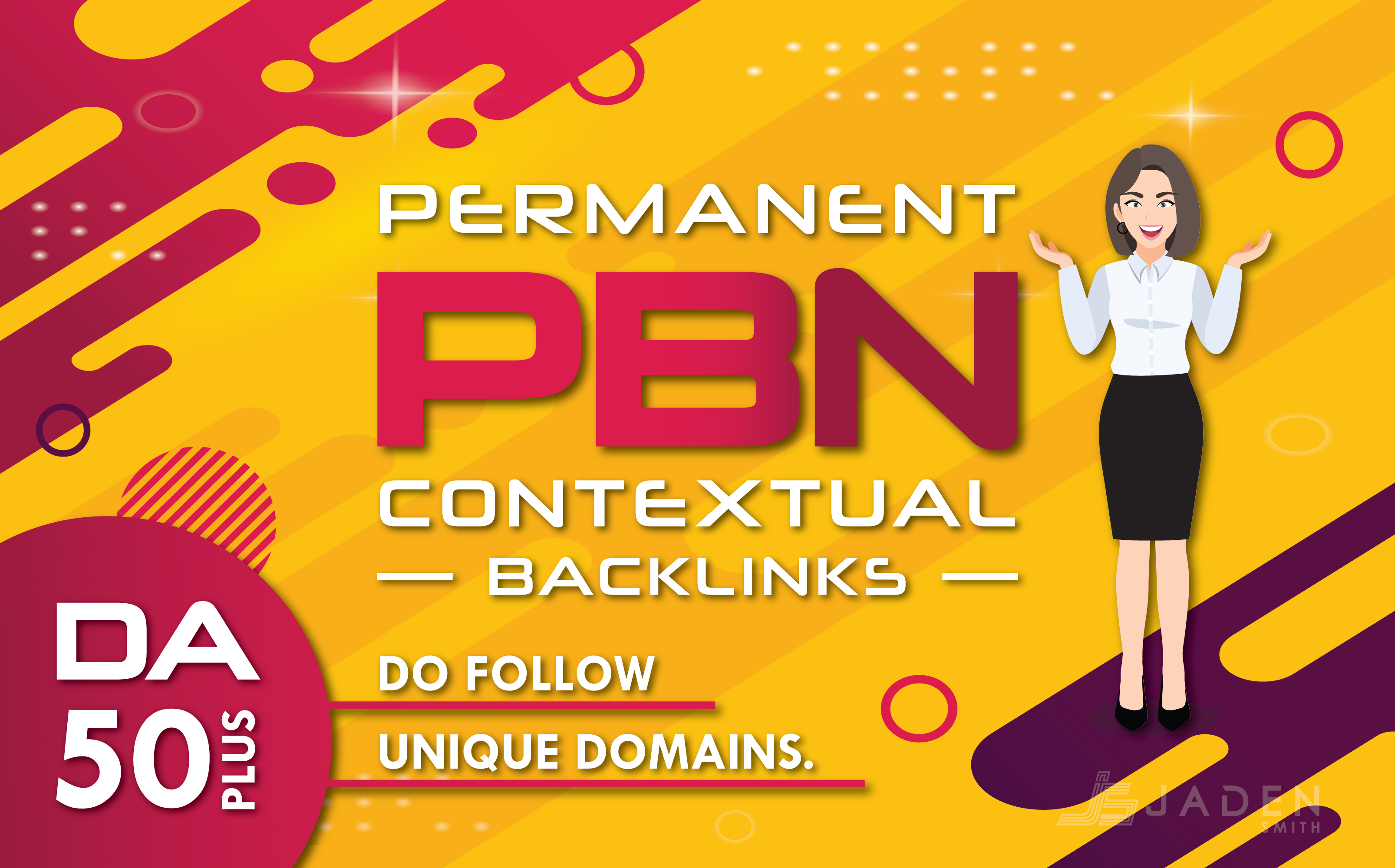 RANK Your Site With 30 PBN backlinks on 50 Plus DA