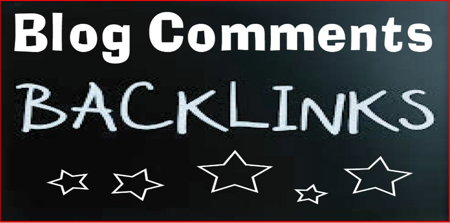 Get Create 1000 Blog Image-other comments high Backlinks