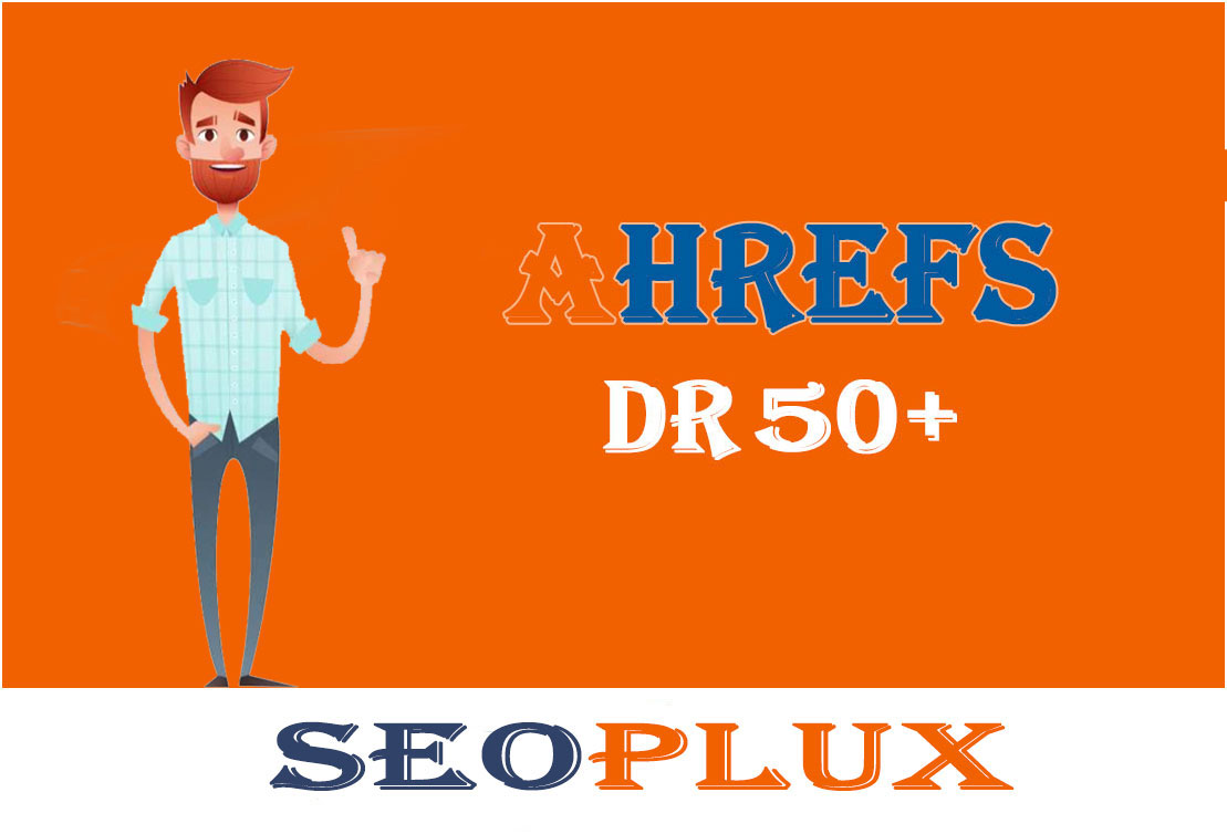 Boost Your Website Ahrefs DR 0 to DR 50+ Guaranteed in 15 Days