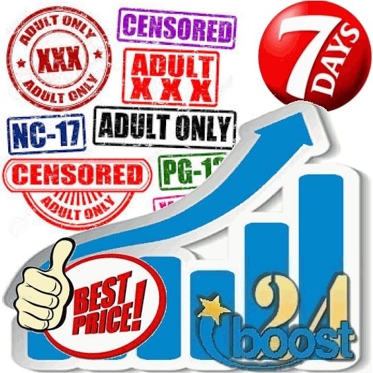Adult Visitors from TOP20 Adult XXX Sites for 7 days