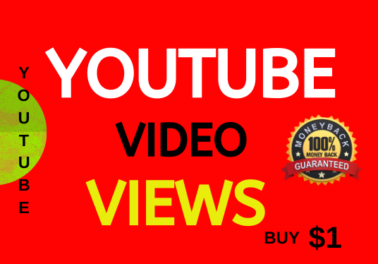 High Quality Real Video Views Instant Start With Fast Delivery