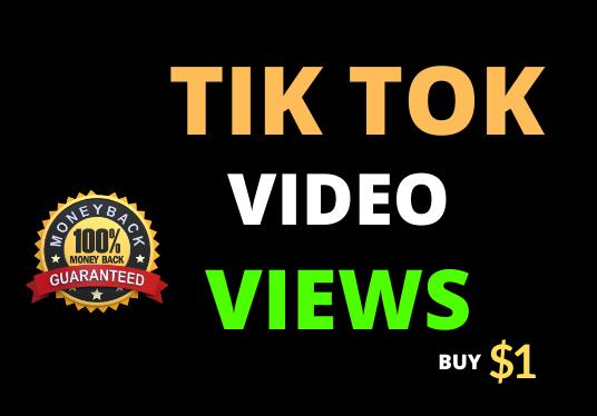 High Quality TikTok Video Promotion and Marketing