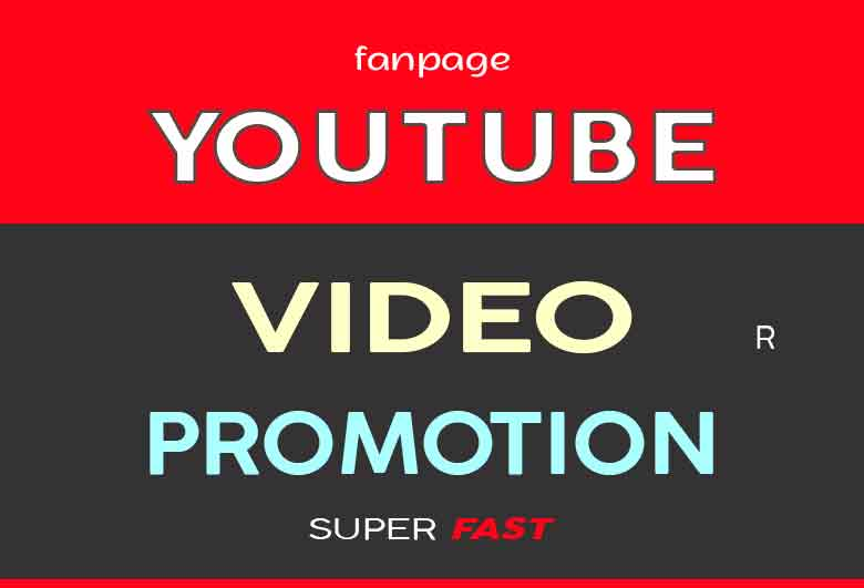 YOUTUBE VIDEO LONG LASTING PROMOTION AND REAL MARKETING