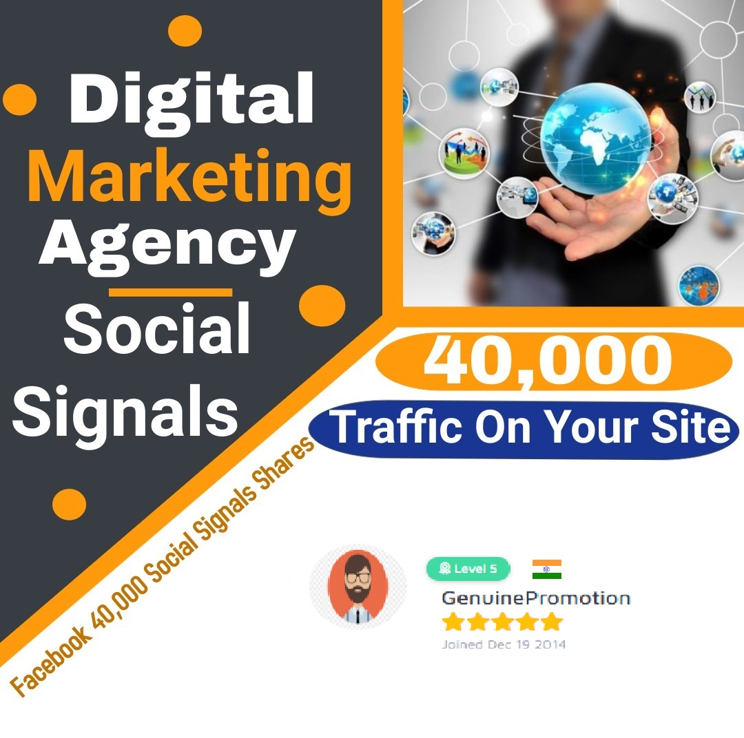 I Give Social Signals Manually Grow Any Sites Seo Ranking Bosting Best Place