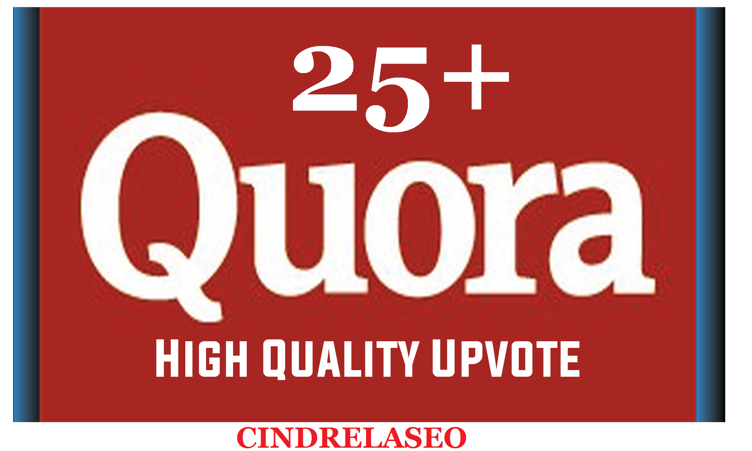 25+ HIGH QUALITY WORLDWIDE QUORA PROMOTION INSTANT DELIVERY