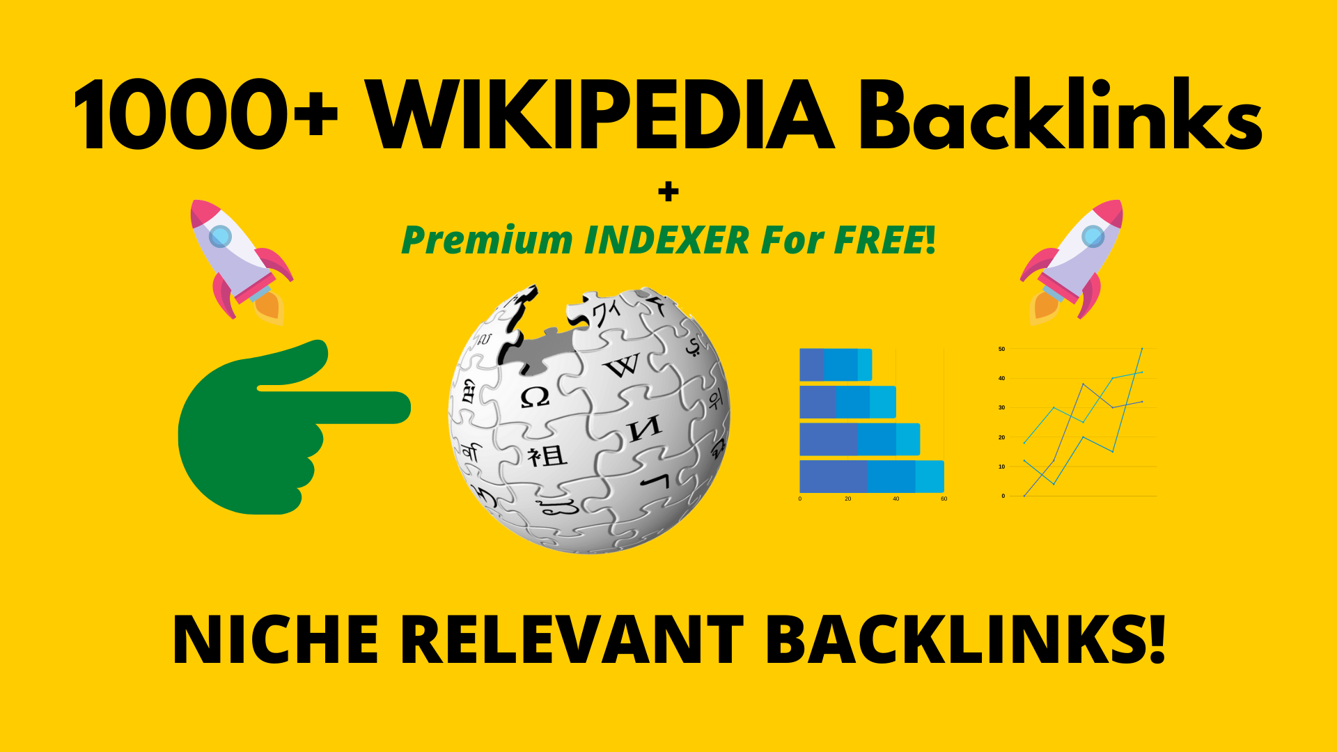 1000+ Wikipedia Powerful Niche Relevant Backlinks