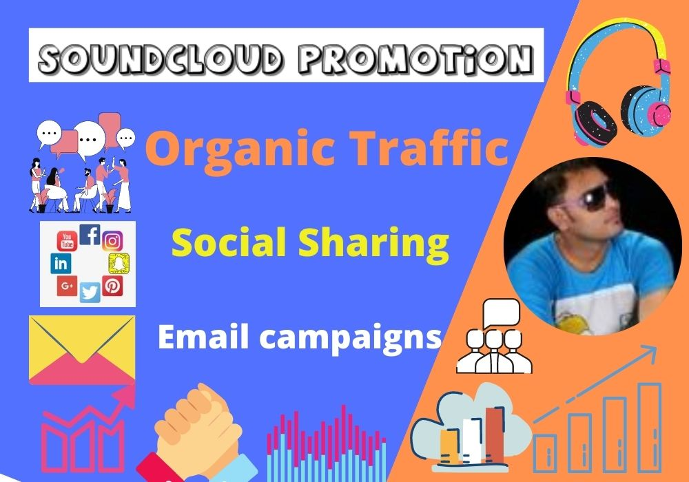 I will do best viral music promotion for Audio track