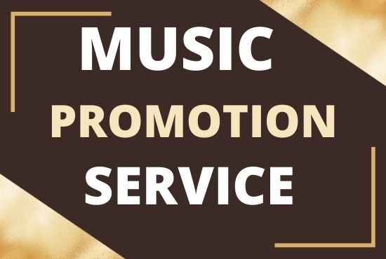Get Music Promotion Service for your Audio Track