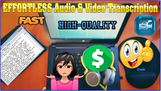 EFFORTLESS Audio and Video Transcription Tutorial PDF